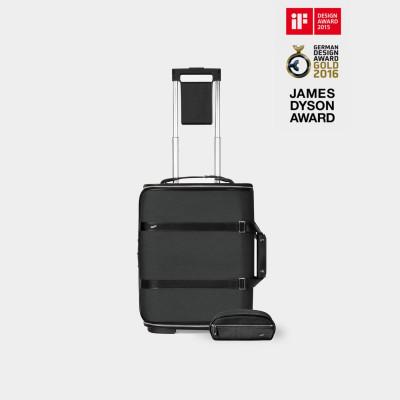 Gepäckset CP38   Grau