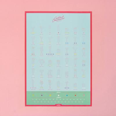 Kratzer-Poster-Cocktails