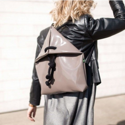 Backpack Lack | Nude