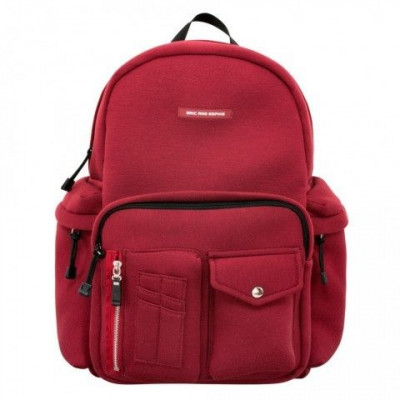 Eric & Sophie Backpack   Red