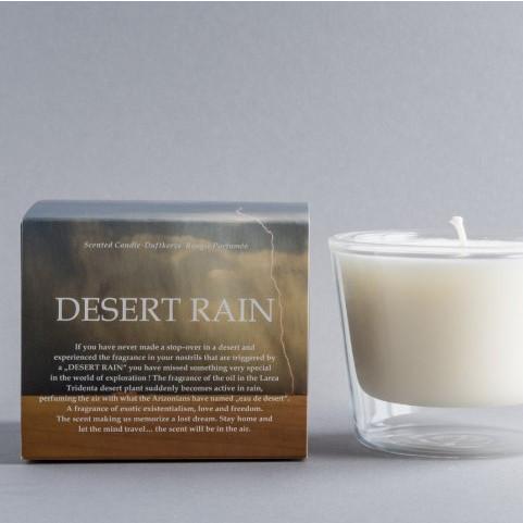 Lumina Sentire Duftkerze | Desert Rain