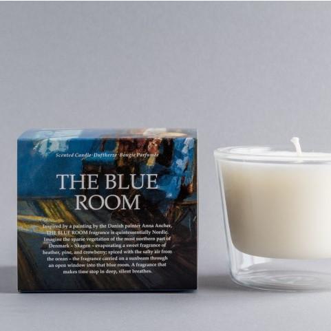 Lumina Geurkaars | The Blue Room