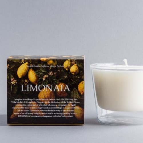 Lumina Sentire Duftkerze | Limonaia