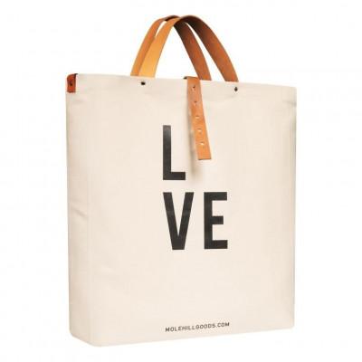LVE Canvas Bag