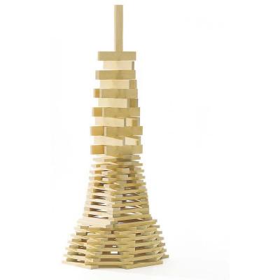 Building Blocks Natural Wood | 300 Pieces