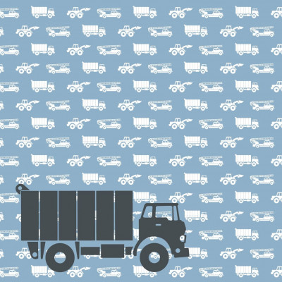 Wallpaper Cars with Truck | Blue