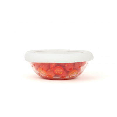 Food Huggers Deckel Medium | Weiß