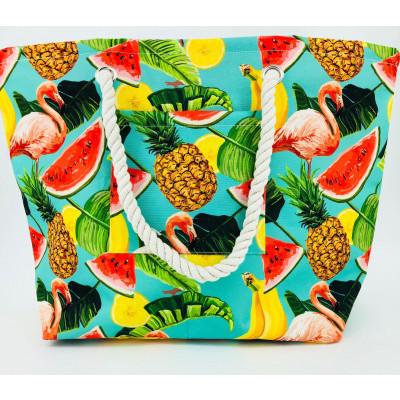 Fruits Beach Bag