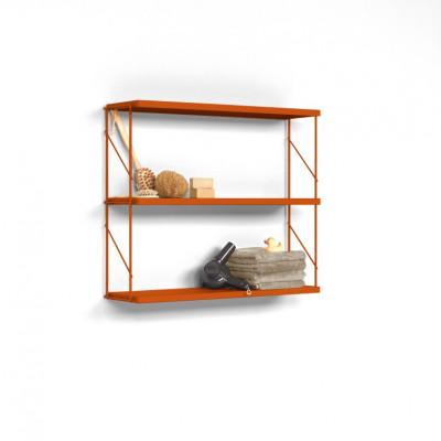 Wandregal Tria Pack | Orange