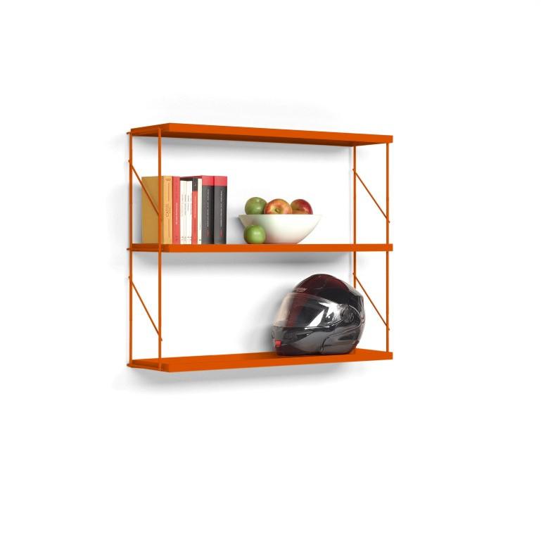 Wall Shelf Tria Pack | Orange