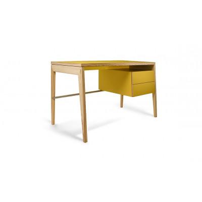 Der MINT-Schreibtisch - Gelb