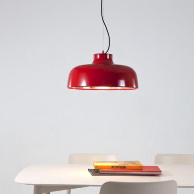 Hängeleuchte M68 | Rot