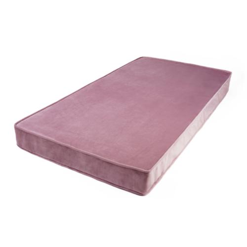 Matratze / Spielmatte für Kinder Velour | Heather