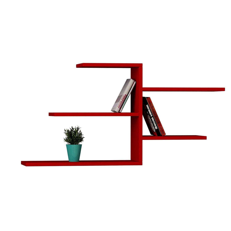 Shelf Faba   Red