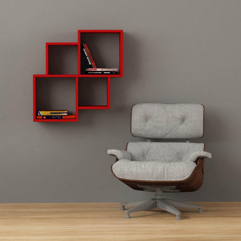 Shelf Oyo | Red