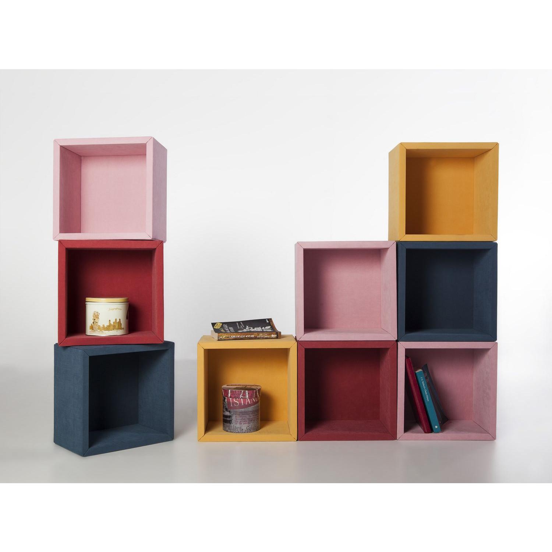 Shelf Silky Set de 9 | Multicolour