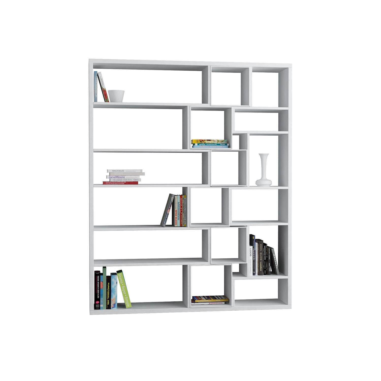 Roscoe Book Shelf | White