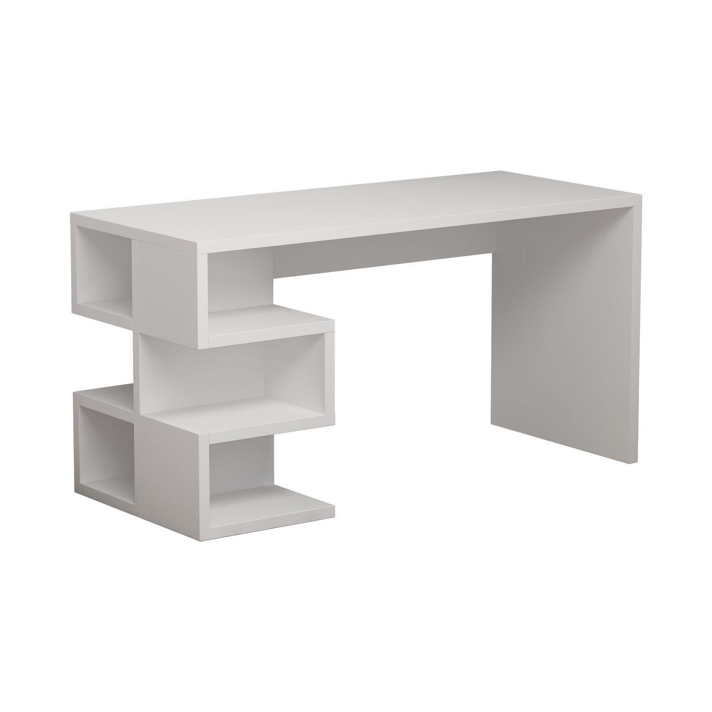 Aaron Schreibtisch | Weiß