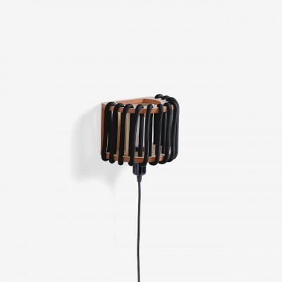 Wall Lamp Macaron 20 cm | Black