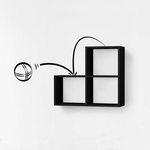 Shelf Bounce | Black