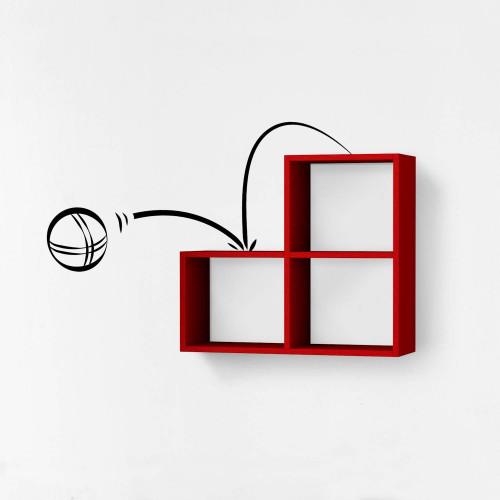 Shelf Bounce   Red