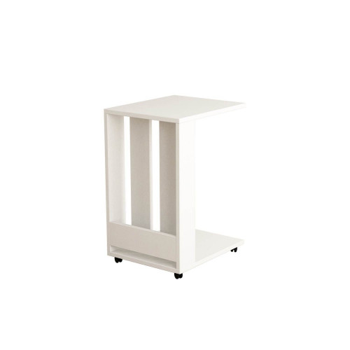 Edi Coffee Table | White