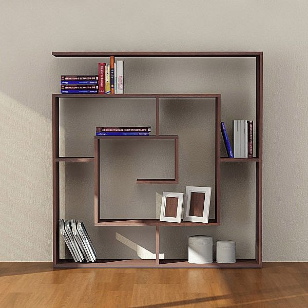 Library Labyrinth | Wenge