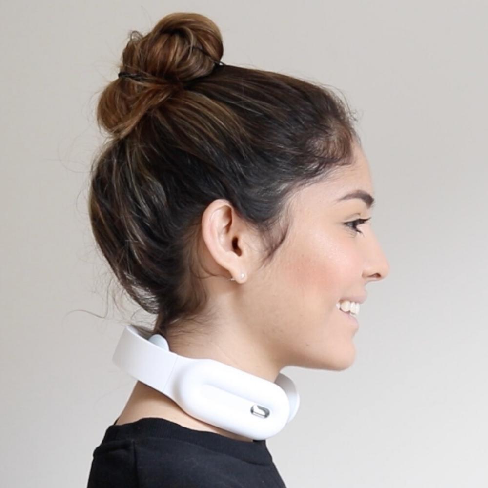 Massagegerät Hals