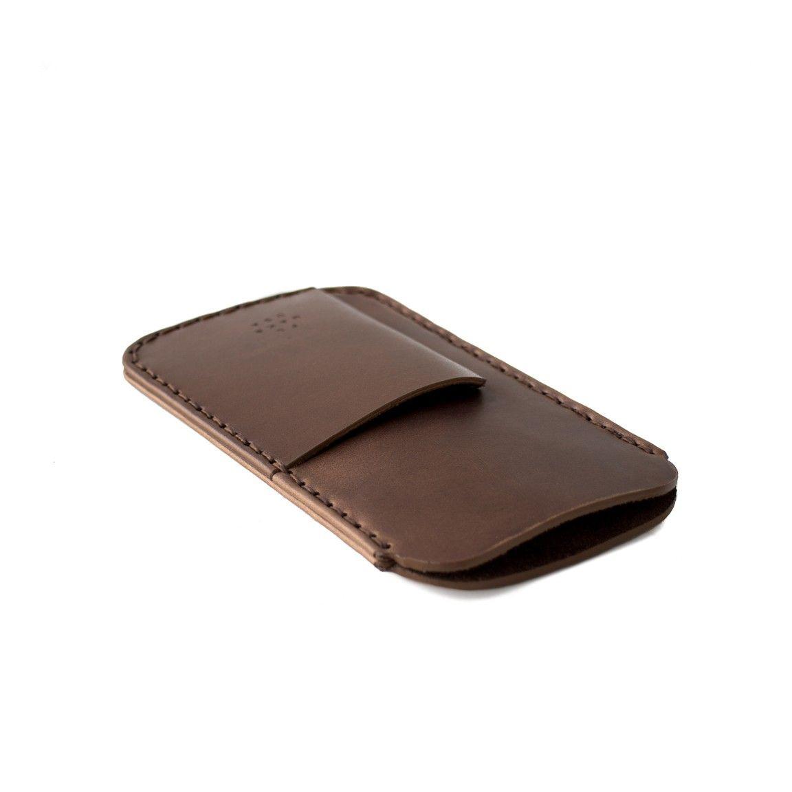 Phone/Card Sleeve   Bark