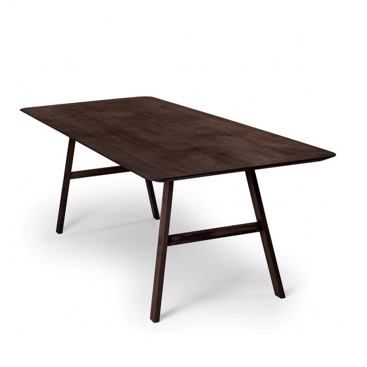 MALIN Dining Table | Walnut