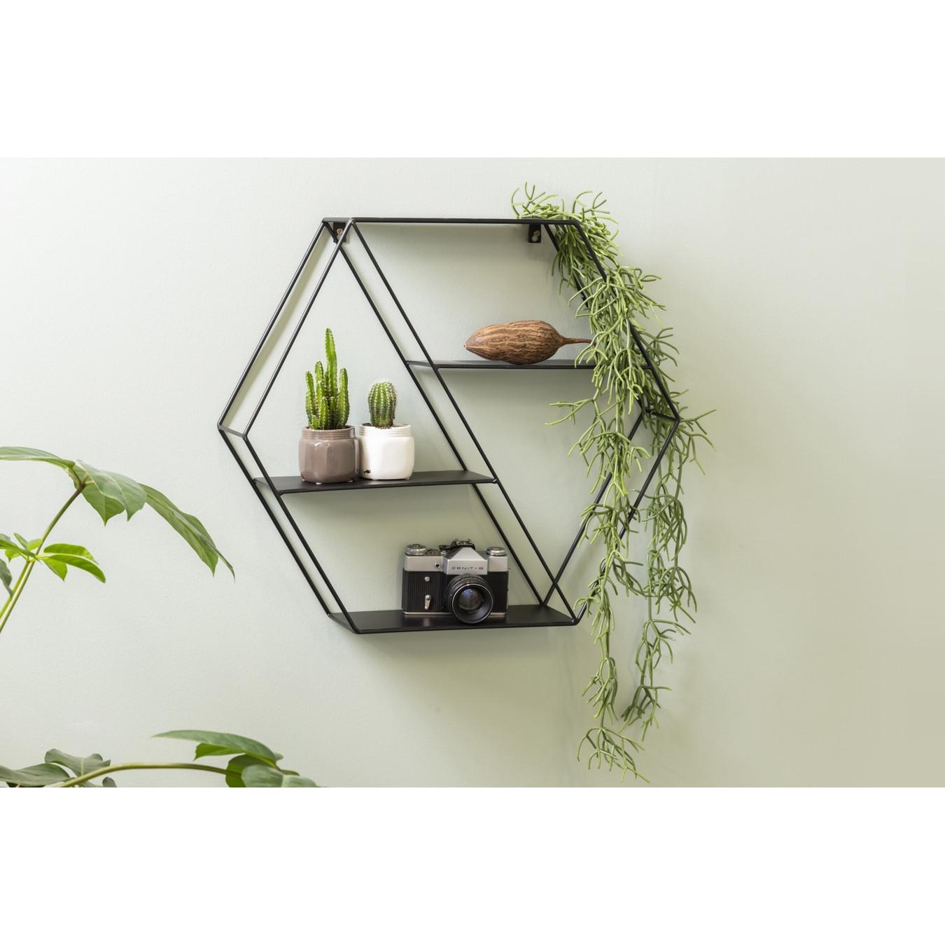 Wall Shelf Marbella Metal