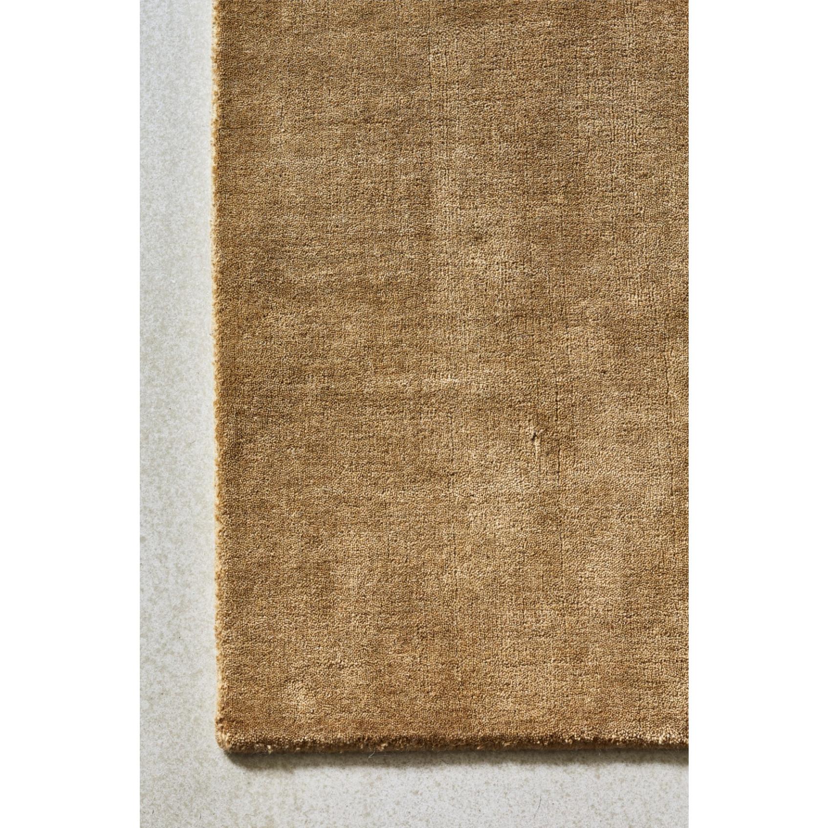 Teppich Earth Bamboo | Kamel