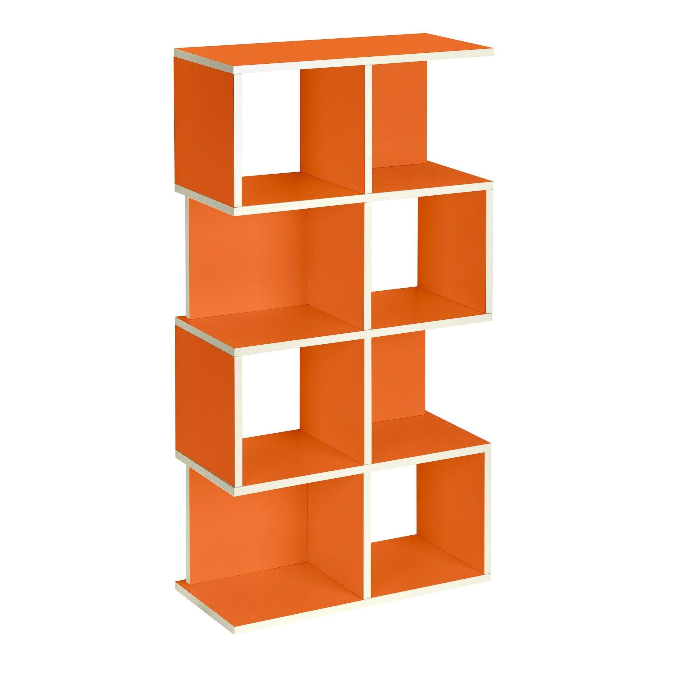 Malibu Shelf   Orange