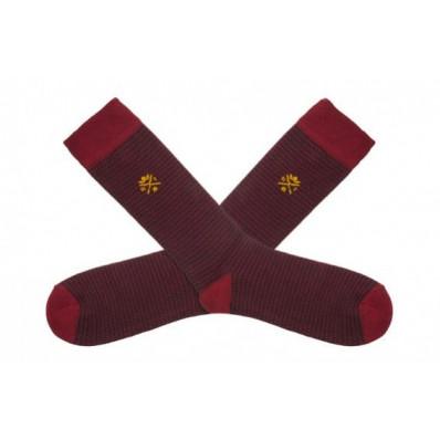 Maxwell Socks - Rubis