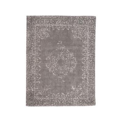 Teppich Vintage 230 x 160 cm   Anthrazit