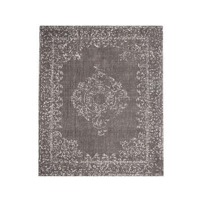Teppich Vintage 230 x 160 cm   Grau