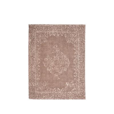 Teppich Vintage 140 x 160 cm   Lava