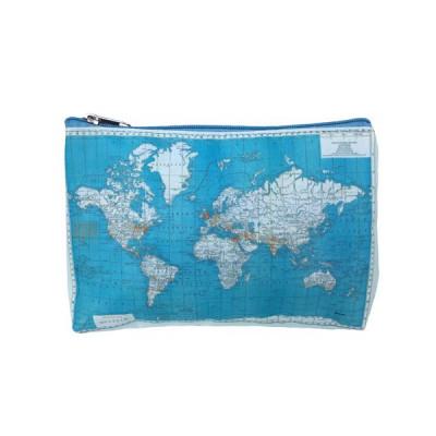 Purse Worldmap