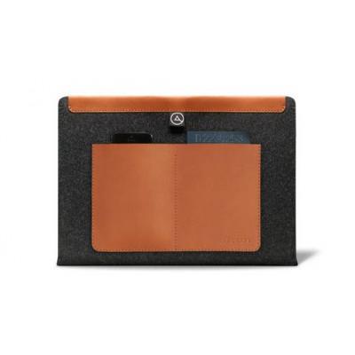 Flow Pockets MacBook-Hülle   Natur