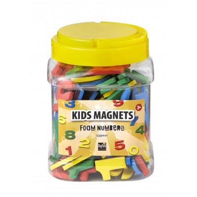 Magnete Zahlen 100er-Set