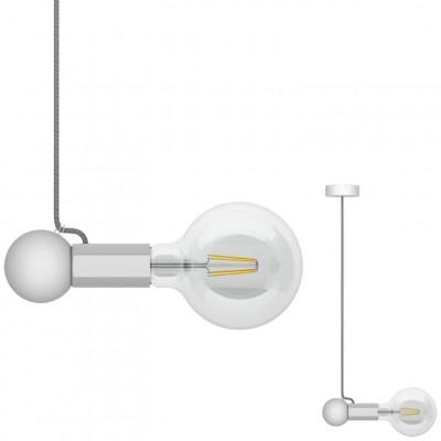 Pendelleuchte Magnetico   Weiß