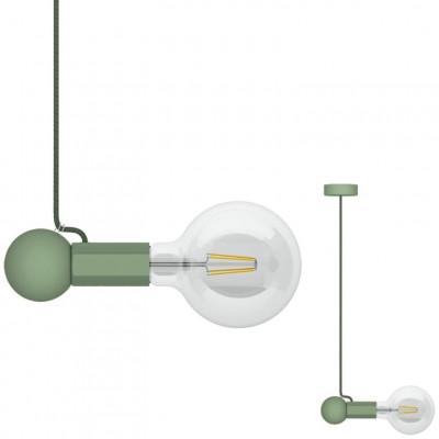 Pendelleuchte Magnetico   Grün