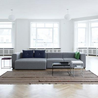 Mags Sofa 3-seater Corner Chaiselongue Light Grey