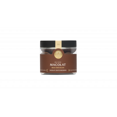 Schokoladenüberzogene Macadamia 100 g | Milchschokolade
