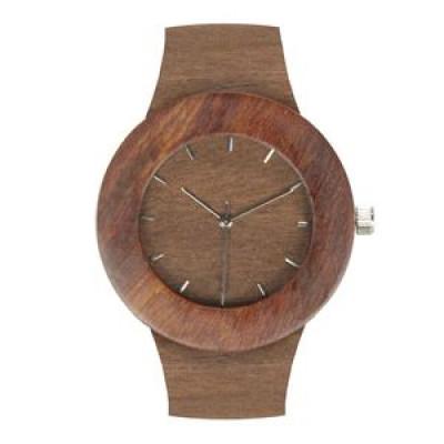 Carpenter Watch | Makore & Red Sanders