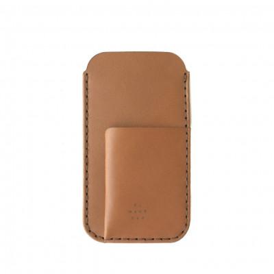 Phone/Card Sleeve | Tobacco