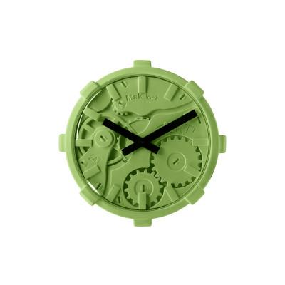 Wanduhr Mono | Grün