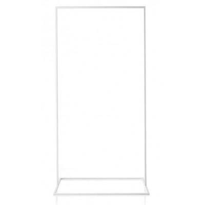 Kleiderständer Weiß | Groß