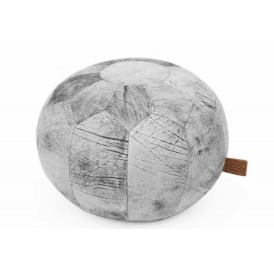 Hudson Runde Marmor-Lederhose