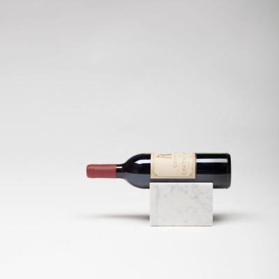 Marmorierter Weinhalter